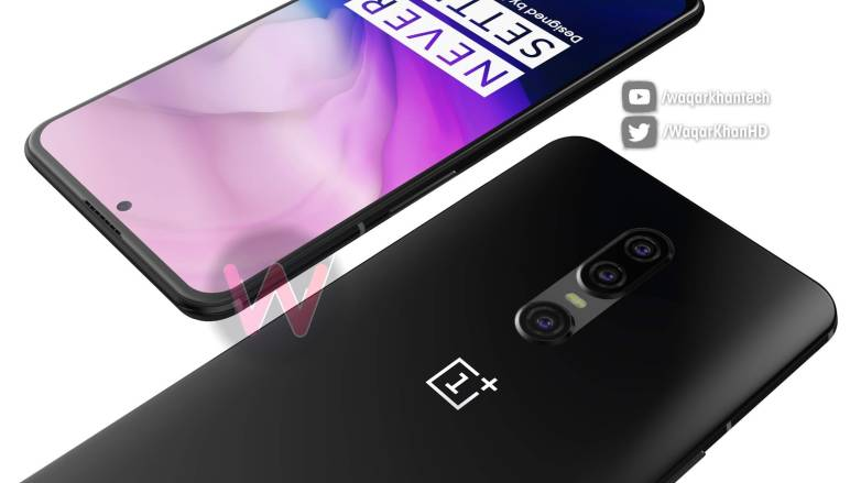 OnePlus 7 concept video