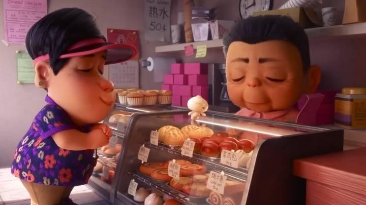 Pixar: Bao short film