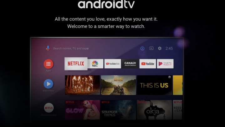 Android TV growth