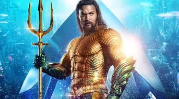 Aquaman China box office
