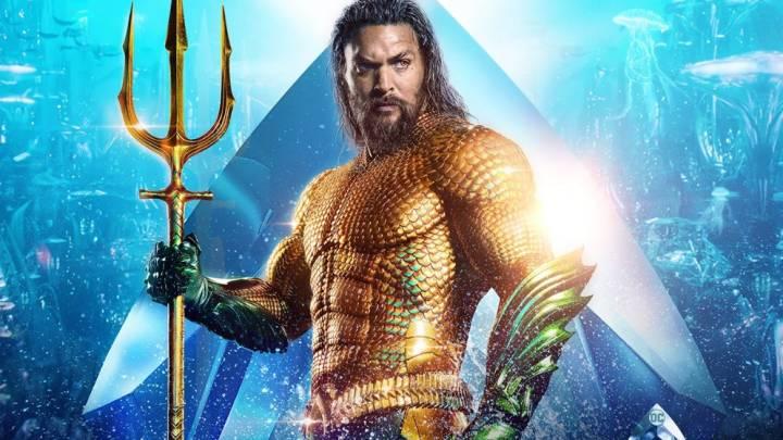 Aquaman opening weekend