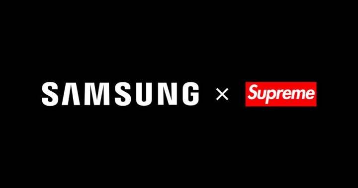 Samsung Supreme collaboration