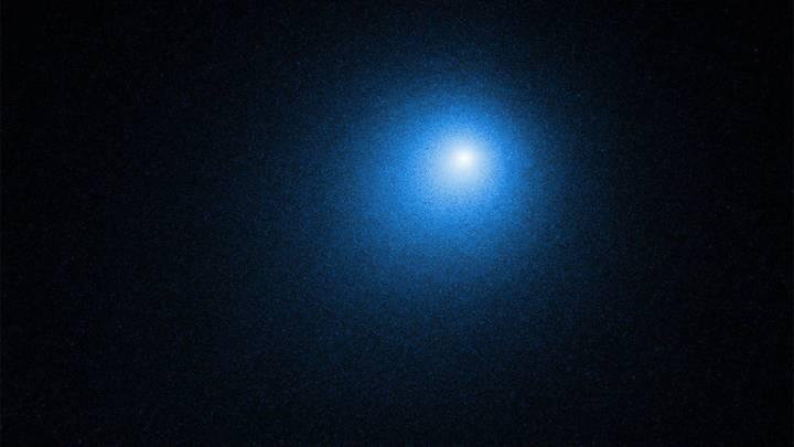 comet hubble
