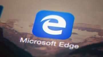 Microsoft Edge fake news
