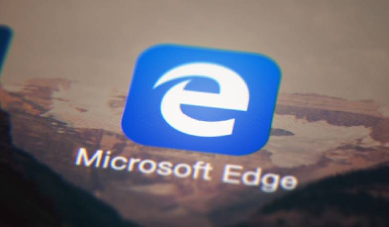 Microsoft Edge fake news