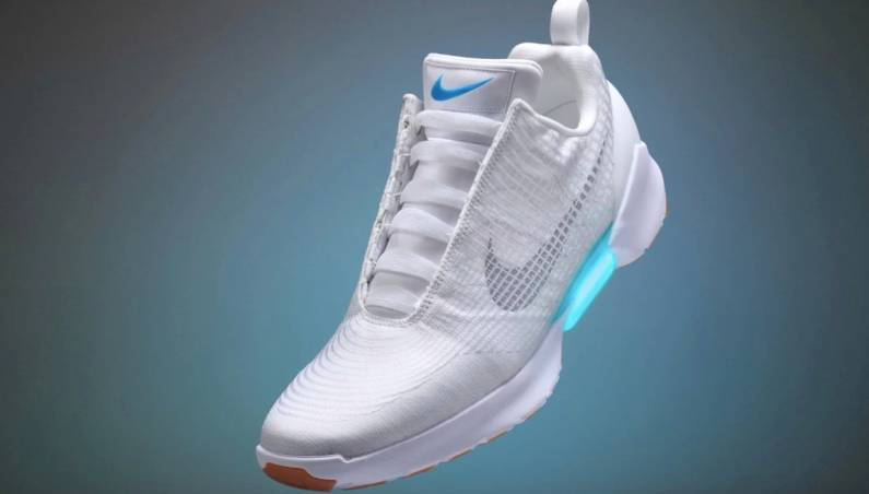 Nike HyperAdapt 2.0 Self-Lacing