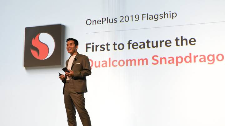 OnePlus 5G phone