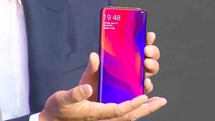 Oppo Find X Vs iPhone XS