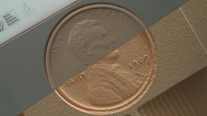 curiosity penny