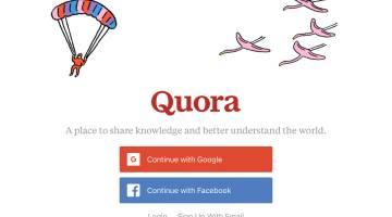 Data breach Quora