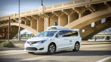 Fear of self driving cars