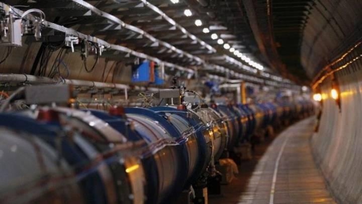CERN new collider