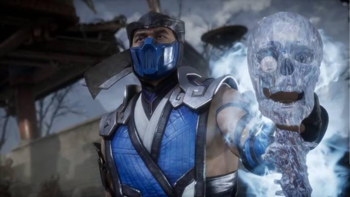 Mortal Kombat 11 release
