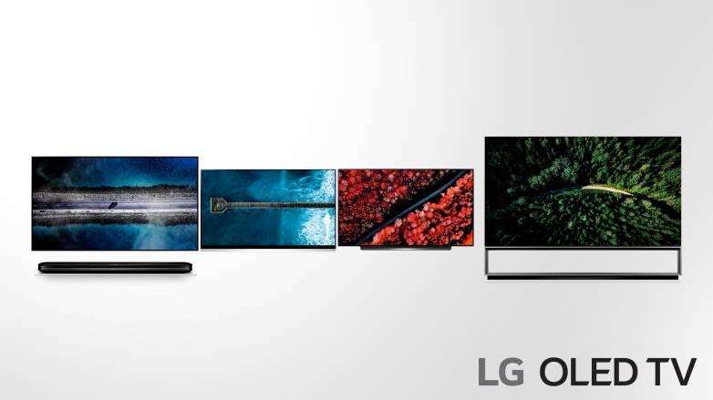 LG CES 2019 live stream