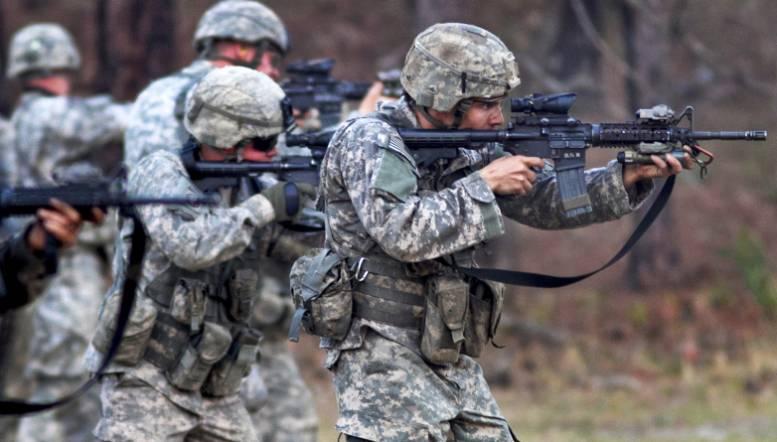 US military autonomous weapons