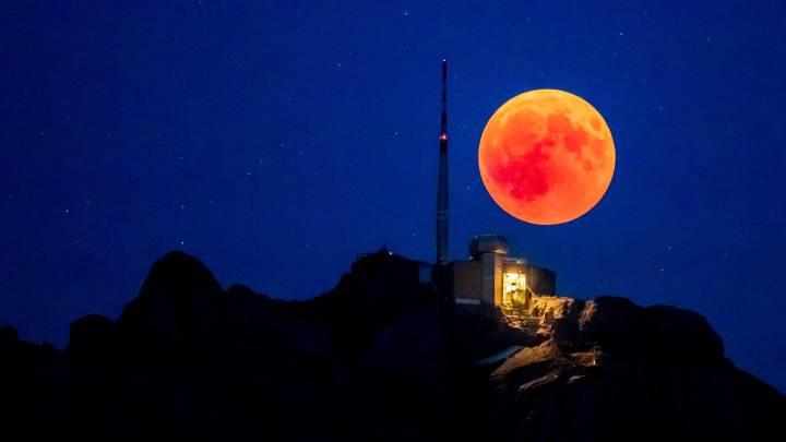 Total Lunar Eclipse 2019