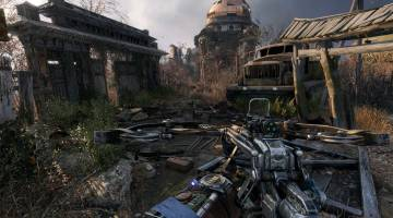 Metro Exodus: Epic Games store