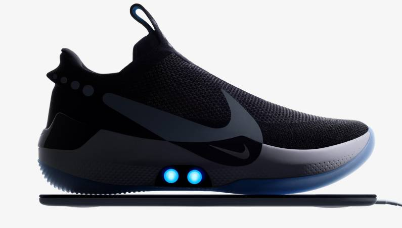 Nike Self-Lacing Shoe
