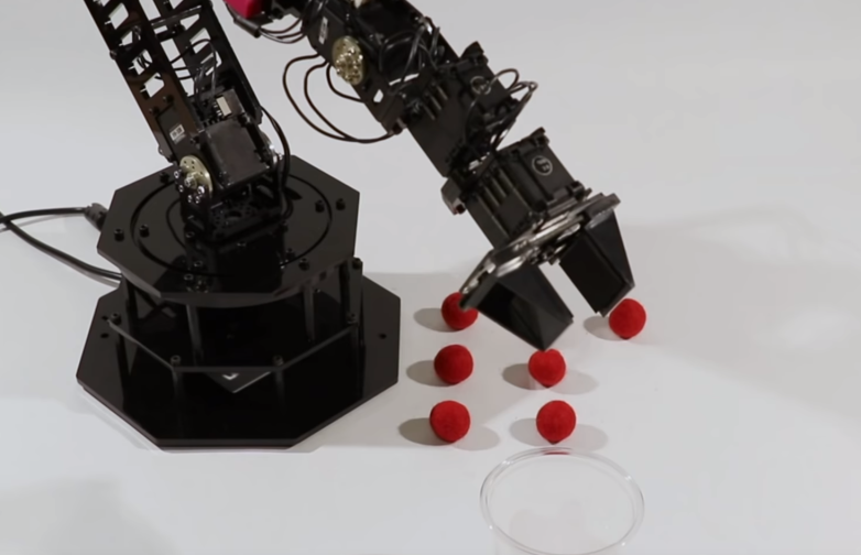 self-learning robot