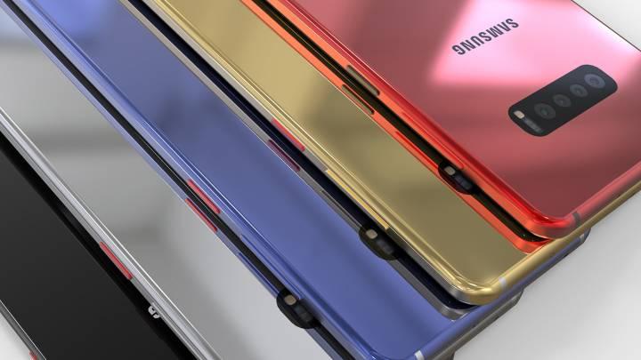 Galaxy S10 Vs Galaxy S10 Plus
