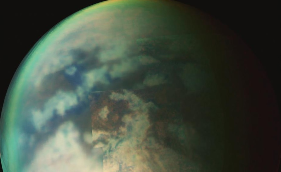 Saturn's moon Titan may have the makings of early life
