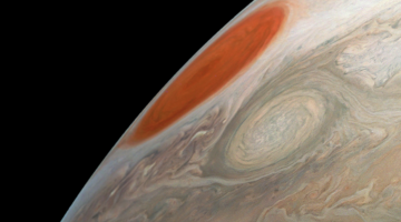 jupiter red spot photo