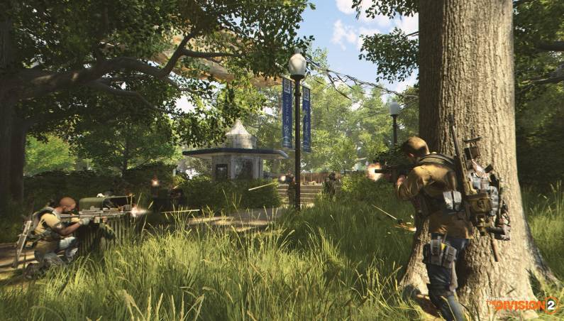 The Division 2: Epic Games store