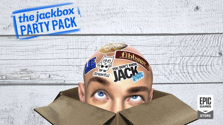 Jackbox Party Pack free