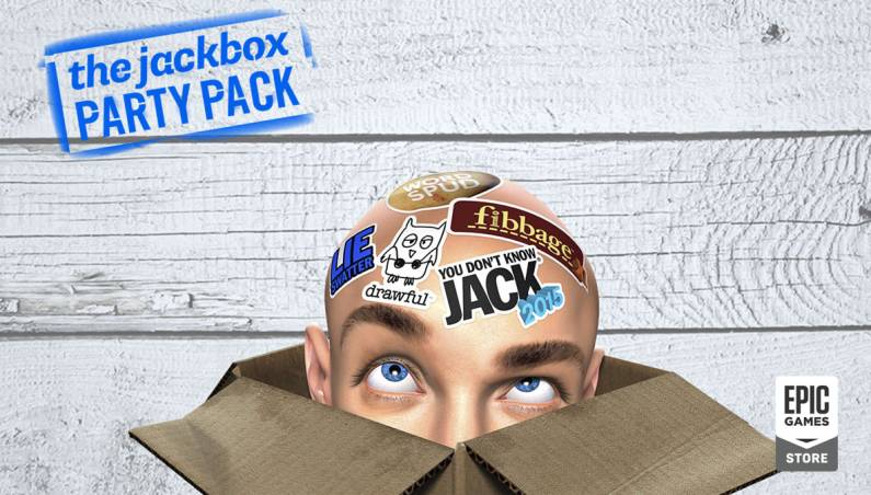 Jackbox Party Pack free