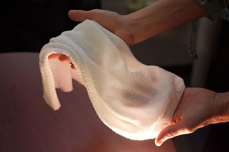 heat regulating fabric