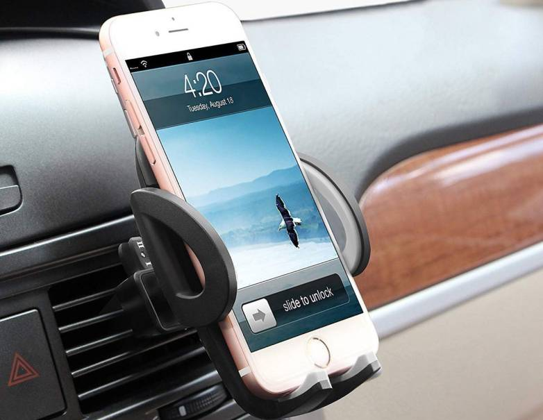 Universal Smartphone Car Mount On Amazon