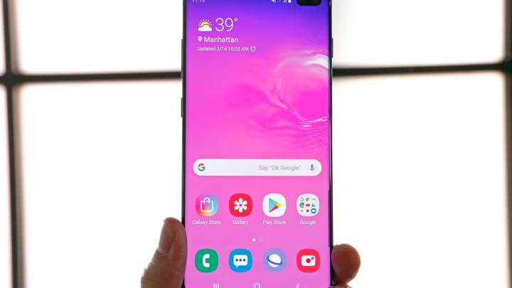 Galaxy S10 Review