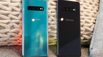 Galaxy S10e vs. Galaxy S10 Plus