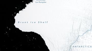 antarctica ice shelf