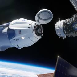 crew dragon launch