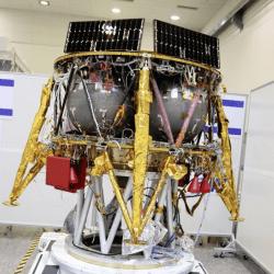 israel moon mission glitch