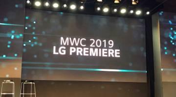 LG G8 ThinQ MWC 2019