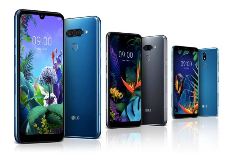 LG G8 ThinQ vs. Q60 vs. K50