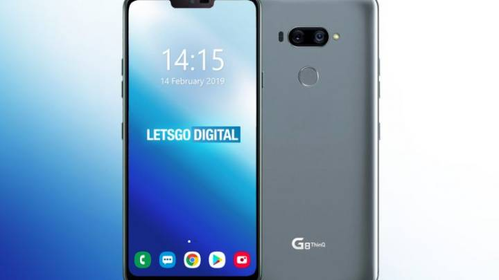 LG G8 news