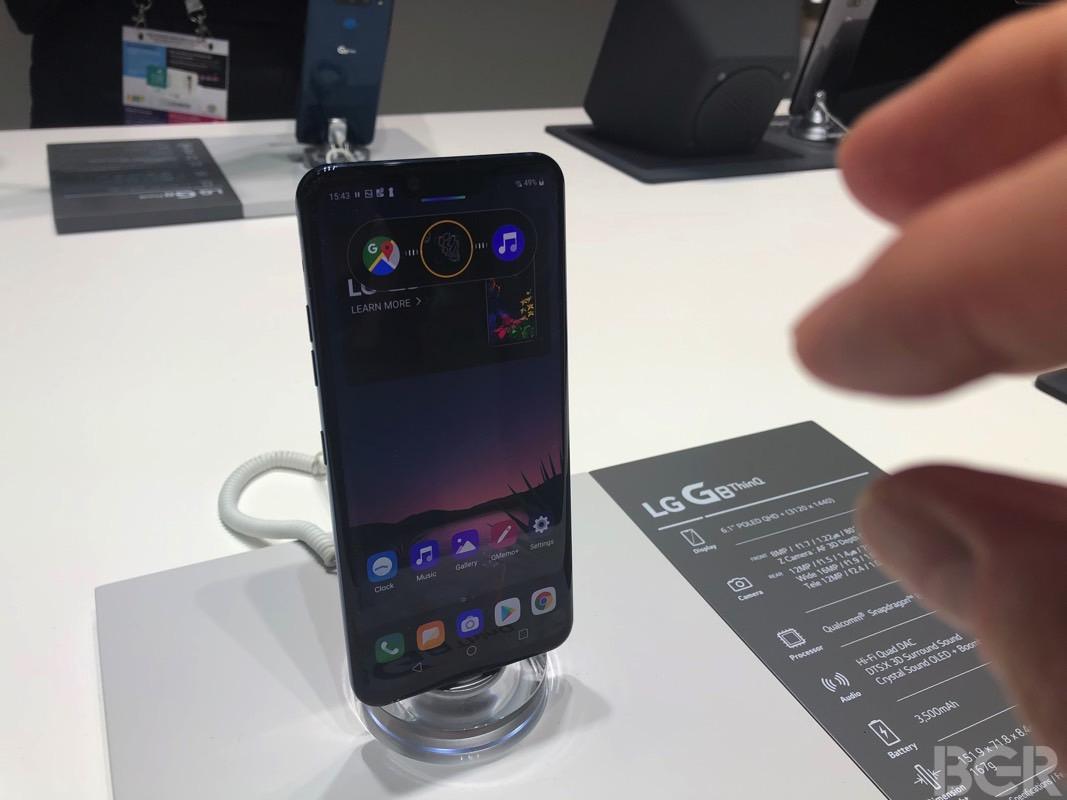 LG Crystal Sound OLED