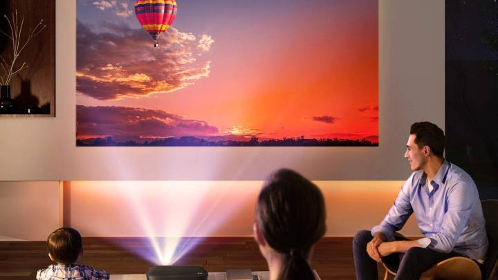 Portable Projector For iPhone