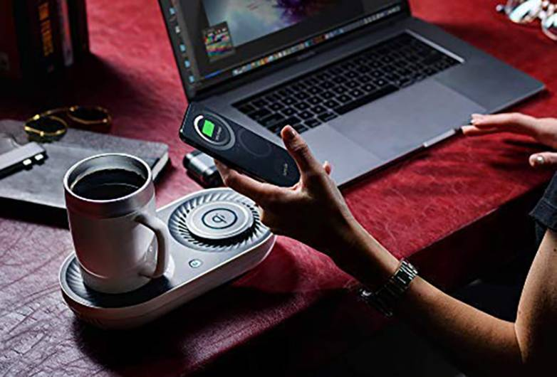 Best Wireless Charger With Mug Warmer