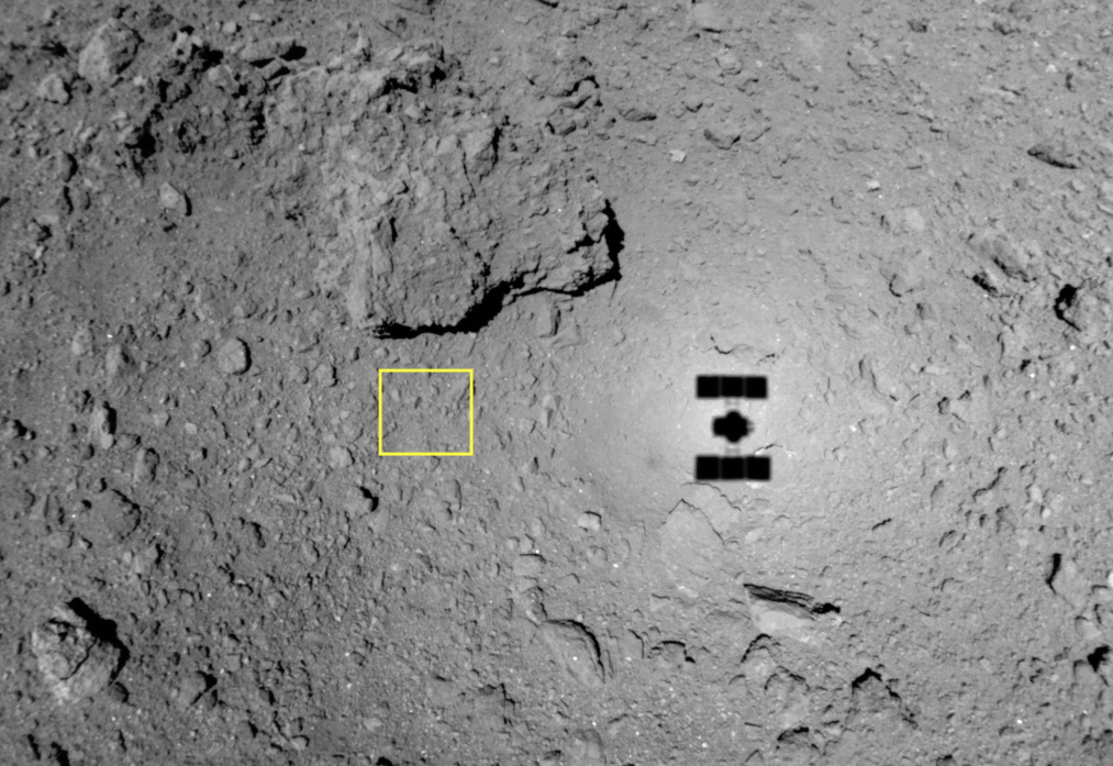 Earth is about to get its first asteroid sample delivery