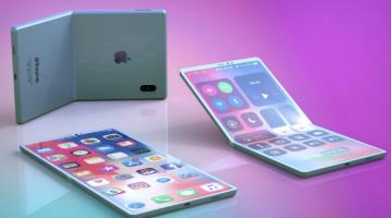 Foldable iPhone design