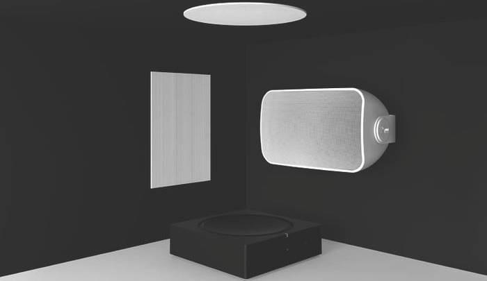 Sonos new speakers