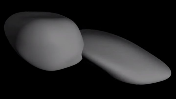 ultima thule shape