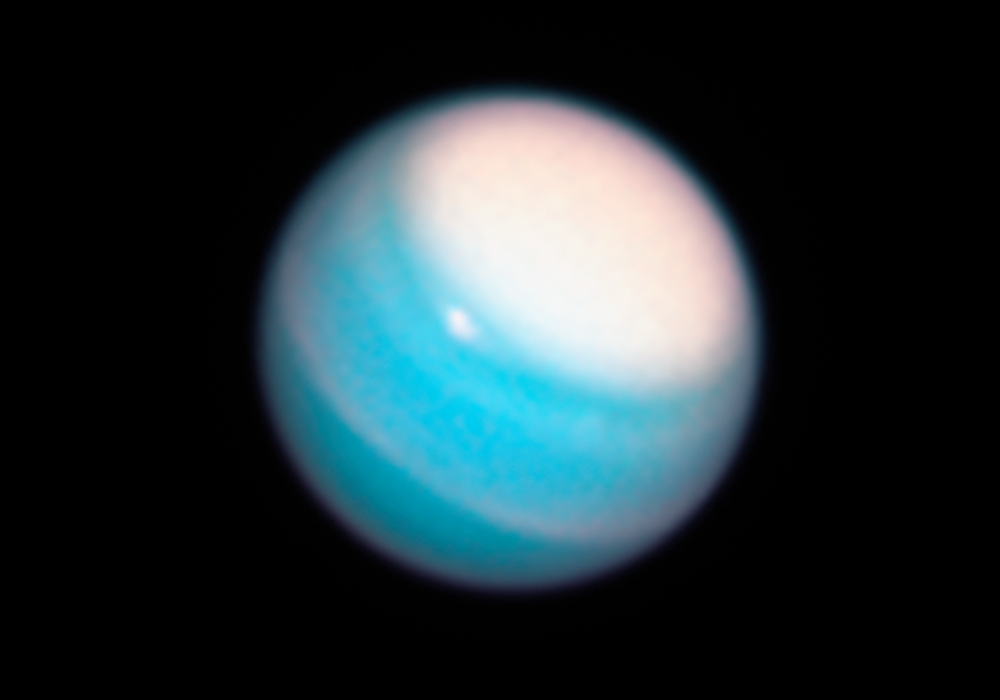 Uranus may leak gas into space at least once a day