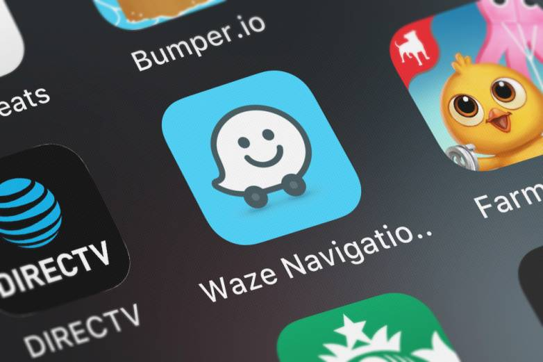 Waze DWI Checkpoints