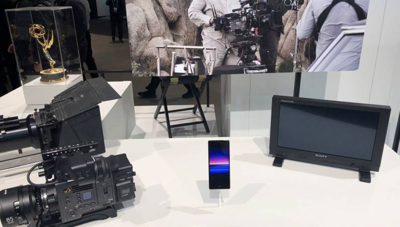Xperia 1 Hands-on