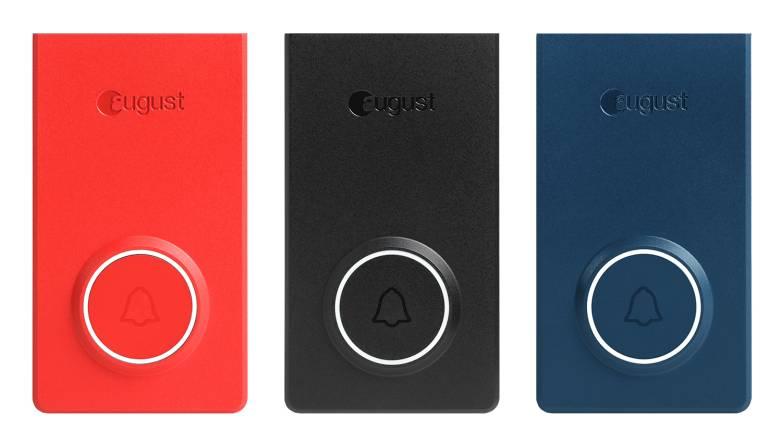 August View doorbell camera
